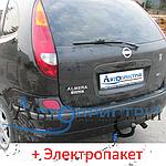 Фаркоп - Nissan Almera Tino Минивэн (2000-2006)