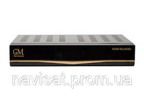 Ресивер Golden Media 990 CR HD PVR (Golden Media Spark Reloaded)