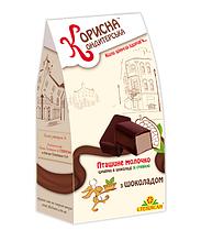 """Шоколадні цукерки """"Пташине молоко шоколадне"""" 150 г"""