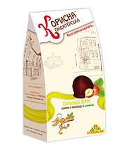 """Шоколадні цукерки  КОРИСНА КОНДИТЕРСЬКА  """"Горіховий бум"""" 150 г"""