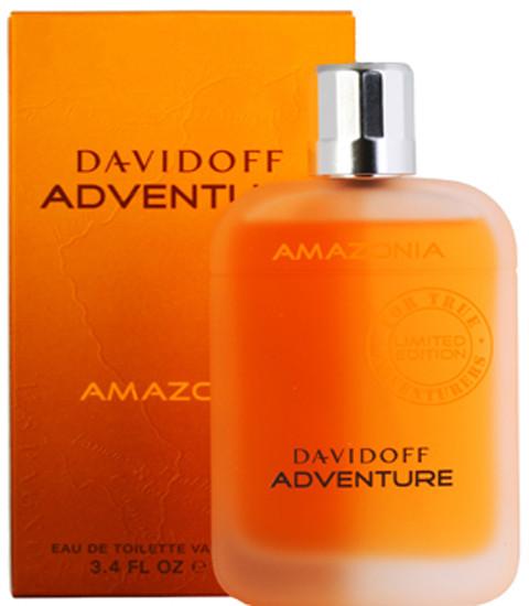 Мужская туалетная вода Davidoff Adventure Amazonia LIMITED EDITION  копия