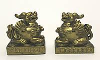 Ци Линь-один из наиболее известных символов защиты(пара)