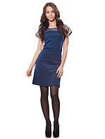 Женское платье свободного кроя (XS-2XL в расцветках)