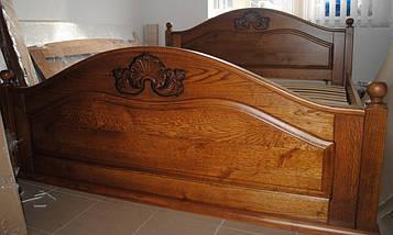 Кровать из дуба Пегас, фото 3