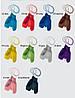 Рукавицы из свалянной шерсти Disana в разных цветах