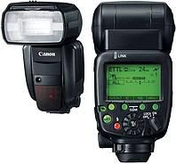 Вспышка для фотоаппаратов CANON Speedlite 600EX-RT