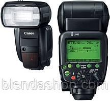 Спалах для фотоапаратів CANON Speedlite 600EX-RT