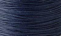 Вощенный шнур синий  (примерно 400 м)
