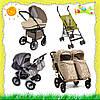Виды детских колясок. Как выбрать детскую коляску?