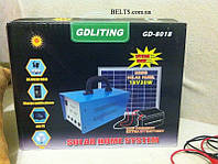Солнечная домашняя система электроснабжения GDLite GD-8018
