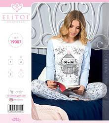 Одежда для сна и дома, пижамы, производство Турция.