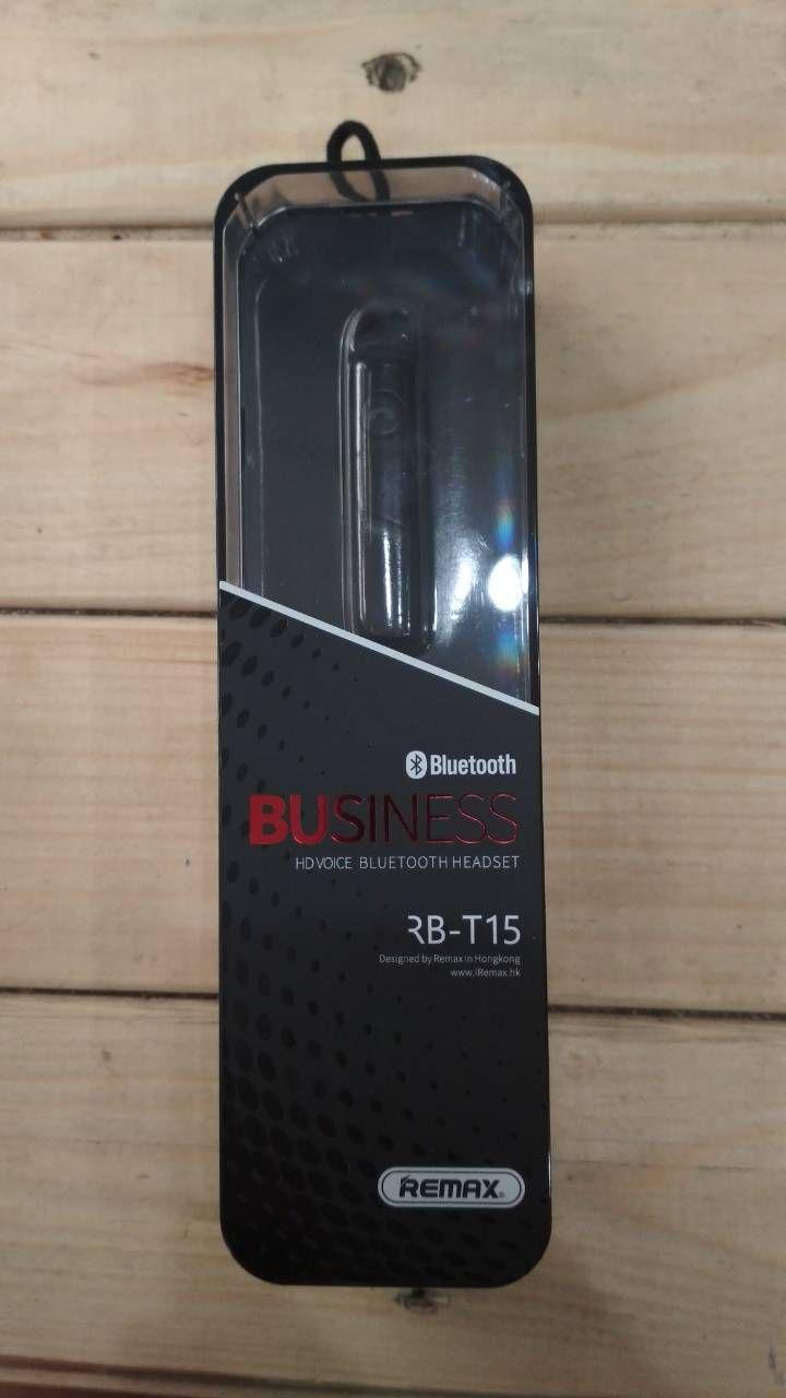 Bluetooth гарнитура Remax T15 (original)
