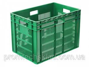 Ящик пластиковый 600*400*420 цветной