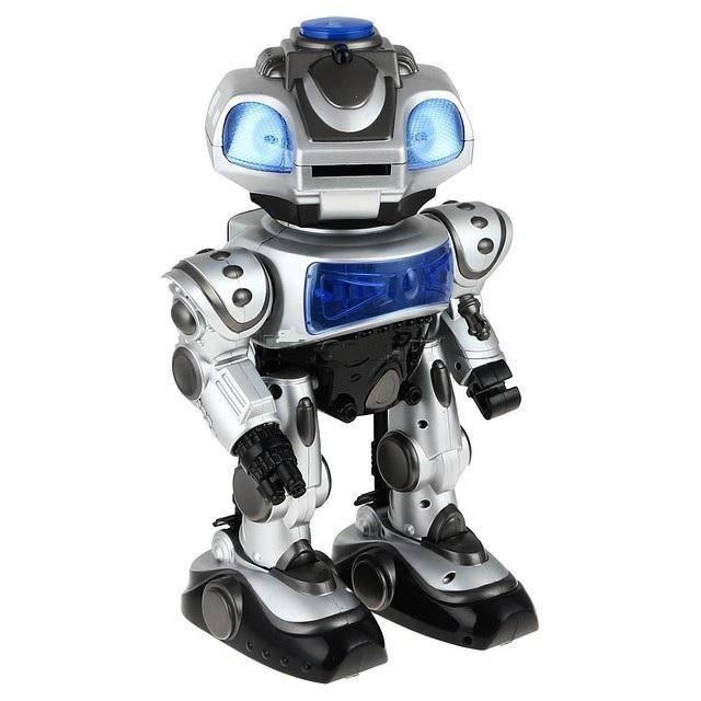 Робот Электрон 903, голосовое управление