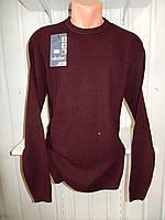 Свитер мужской COLORBAR, узор на фото, полубатал 002/ купить свитер мужской оптом