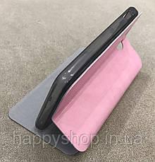 Чехол-книжка MOFI для Lenovo A529 (Розовый), фото 3