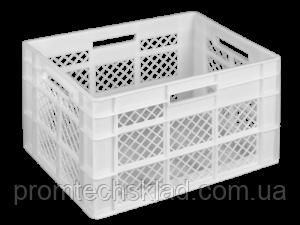 Ящик пластиковый 600*400*350  белый