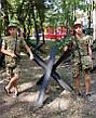 Детские камуфляжные шорты для мальчиков камуфляж MTP аналог военных шорт армии Британии, фото 3