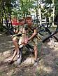 Детские камуфляжные шорты для мальчиков камуфляж MTP аналог военных шорт армии Британии, фото 4