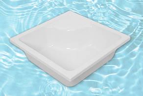 Душевой квадратный поддон Artel Plast Лукьян 80х80 глубокий