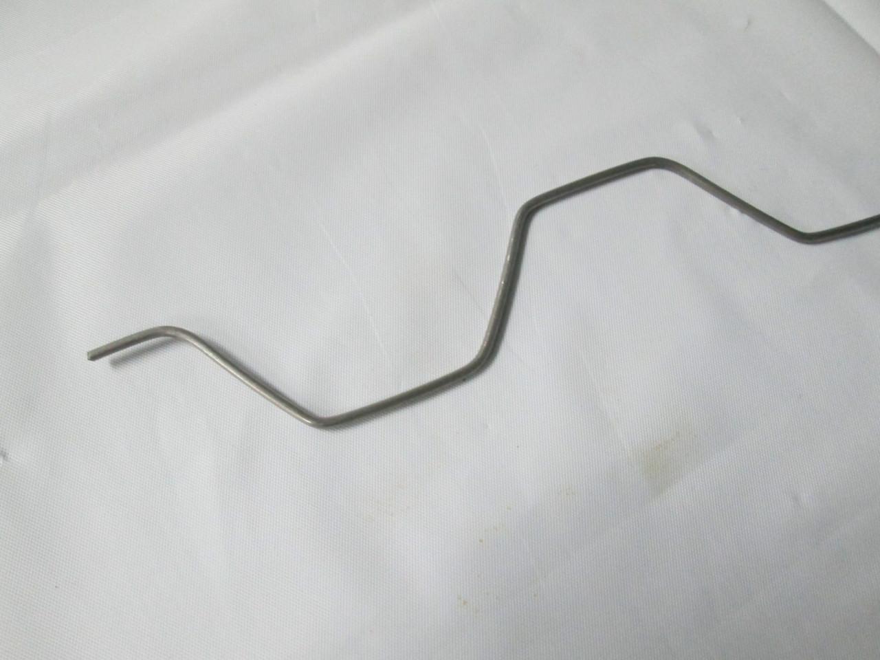 Пружина Экстра (пружина зиг-заг)  для комплектации профиля Зиг-заг