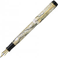 Ручка Parker Перьевая DUOFOLD Pearl and Black NEW FP F (97 612Ж) (5011246976122)