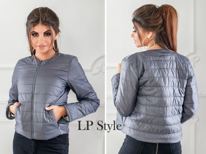 4f6836f9680 Женская куртка весна осень синтепон  продажа