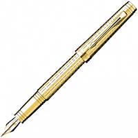 Ручка Parker Перьевая PREMIER Deluxe GT FP F (89 512) (5011240895122)
