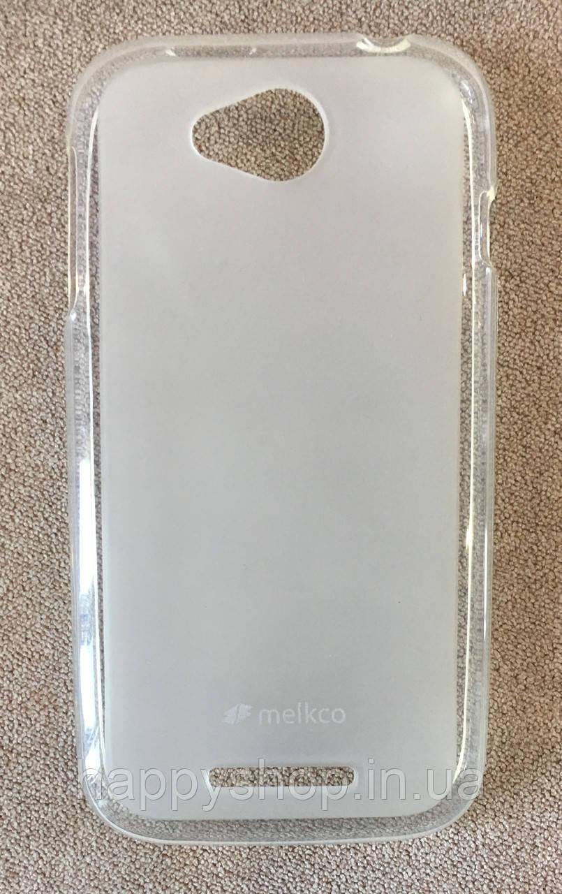 Силиконовый чехол-накладка MELKCO для Lenovo A706
