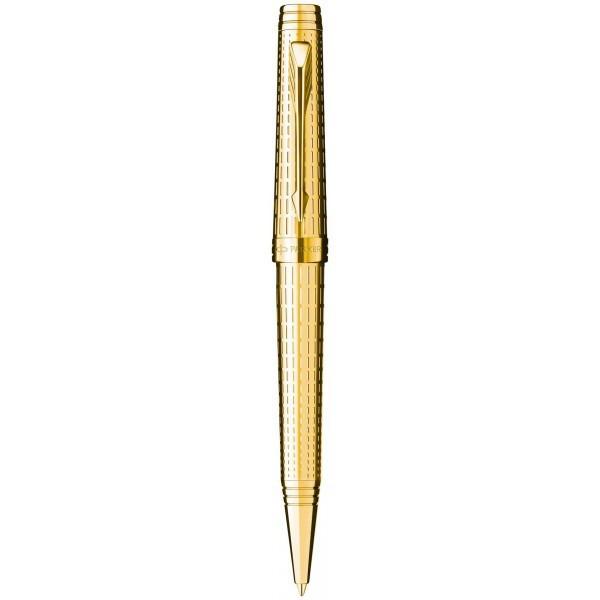 Ручка Parker Шариковая PREMIER Deluxe GT BP + чехол в подар.уп. PXMAS15 (89 532b15), фото 1