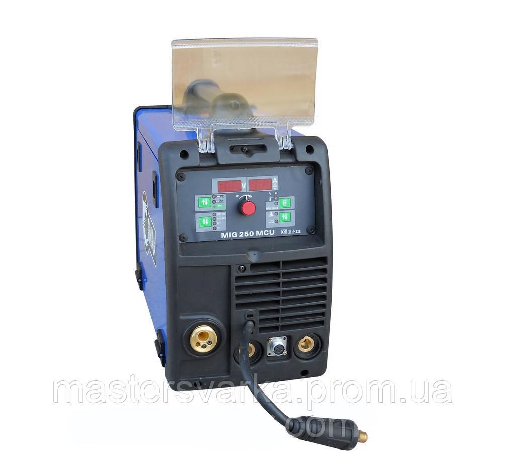 Зварювальний напівавтомат СПІКА MIG 250 MCU