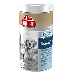 8in1 Excel Brewers Yeast 140таб. / 109495