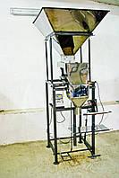 Дозатор весовой с запайщиком пакетов (100гр-3кг)