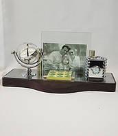 Стильный набор офисный с фоторамкой