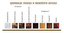 "Деревянная люстра Балка ""Факел стандарт""старая бронза на 6 ламп , фото 2"