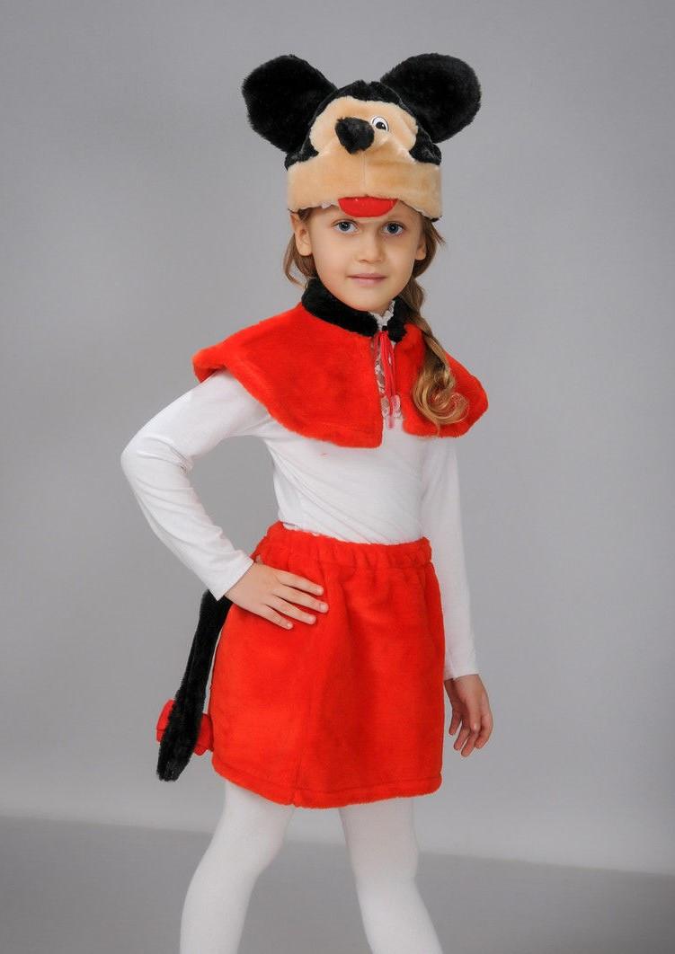 Детский карнавальный костюм Мини Маус
