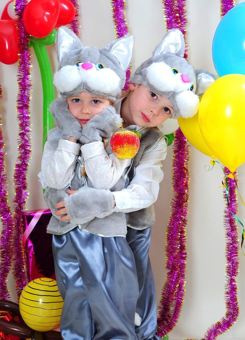 Дитячий карнавальний костюм Кіт