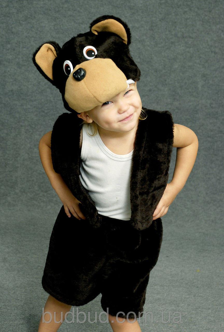 Детский карнавальный костюм Медвежонок