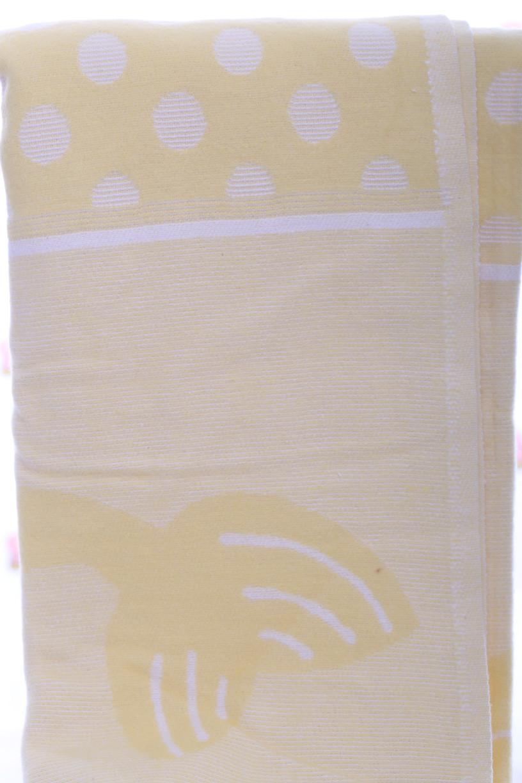 Одеяло байка в горошек 137*105 см