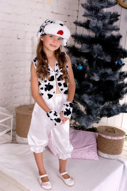 Детский  маскарадный костюм Долматинец