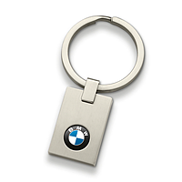Оригинальный брелок BMW Logo Key Ring, Small, Silver (80272454772)