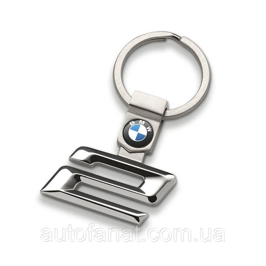 Оригинальный брелок BMW 2 Series Key Ring, Silver (80272454648)