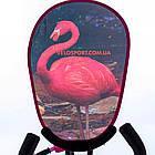 Детский трехколесный велосипед Azimut Safari Air розовый, фото 4