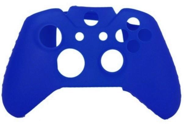 Силиконовый чехол Game Teh X для Xbox One Синий (Арт. 10004)