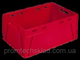 Ящик пластиковый 600*400*280 цветной
