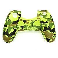 Силиконовый чехол Game Teh X Military 8  для PS4  (Арт. 10139)