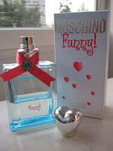 Парфюмерия женская - Moschino Funny (100 мл) Москино фанни, фото 2