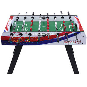 Настольный футбол Mirage - 138.5 x 73 x 88 cм, фото 3