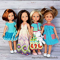 Куклы подружки Paola Reina 32 см