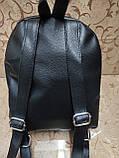Рюкзак tommy Томми качество искусств кожа городской спортивный стильный только оптом, фото 4